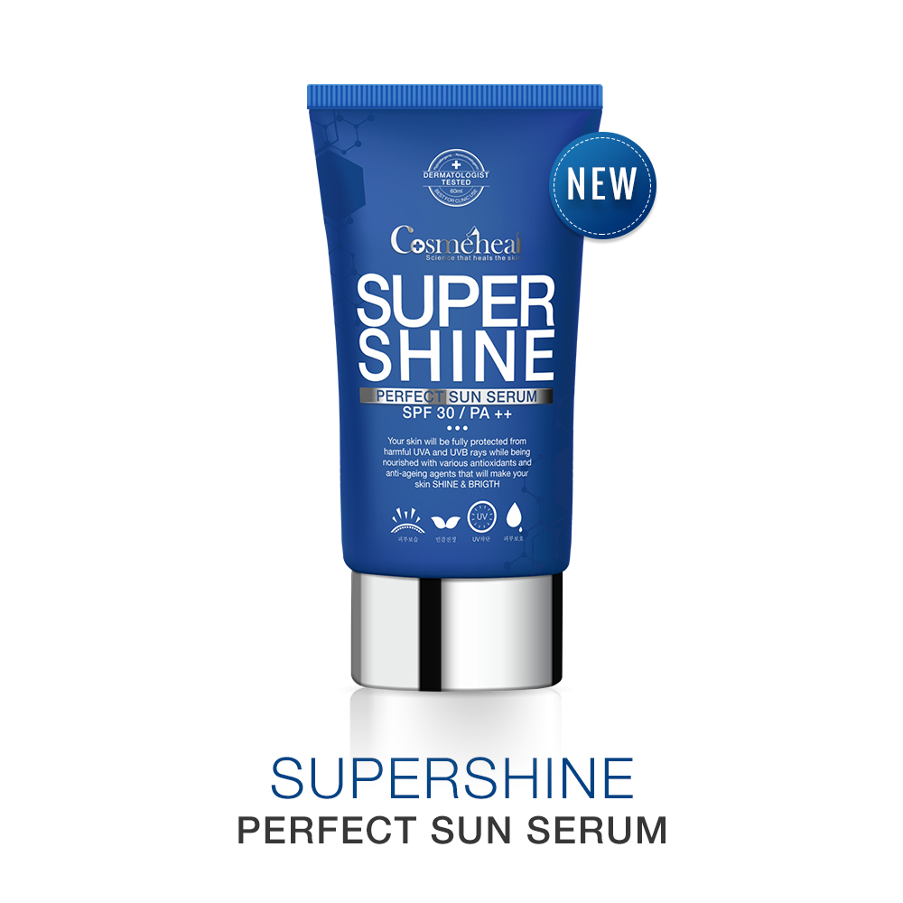 Serum Chống Nắng Nội Sinh Supershine Perfect Sun - DieuThanh.Com